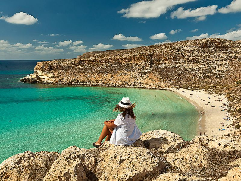 Lampedusa blu for Soggiorno lampedusa